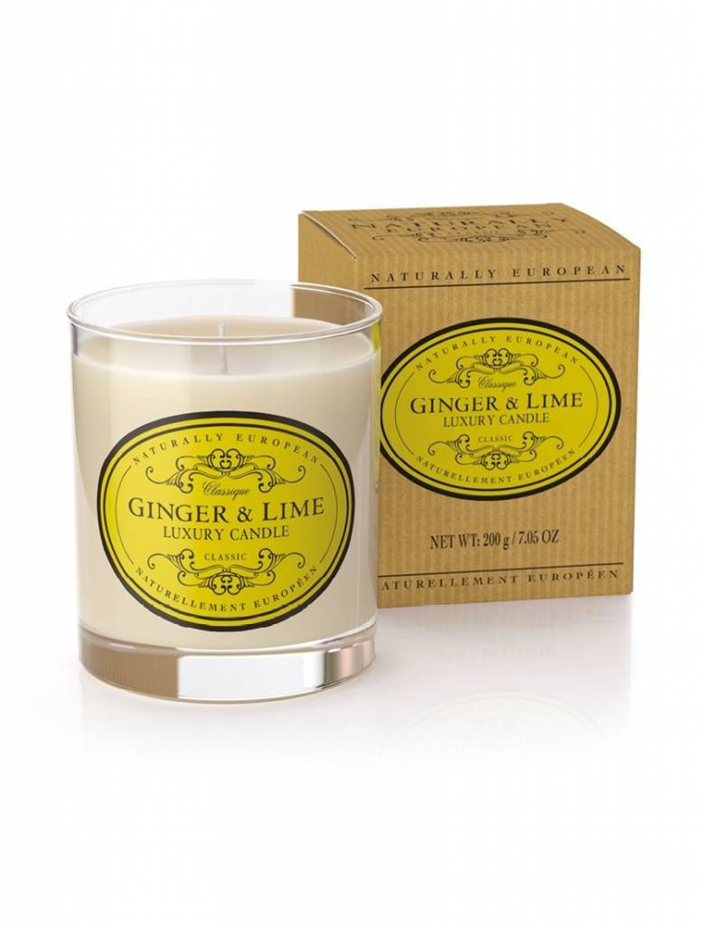 THE SOMERSET TOILETRY TST Ginger & Lime Candle