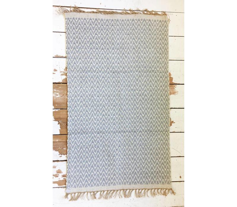 Zig Zag Cotton Rugs