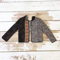 JABA Reversible Jacket in Spot Print