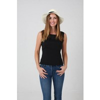 JABA Leila Top in Black