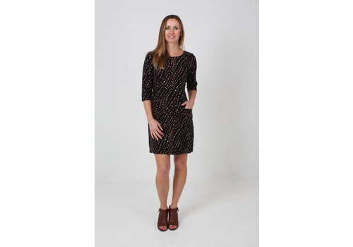 JABA Jaba Sadie Dress in Spot Print