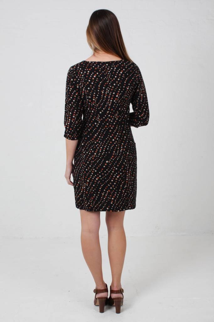 JABA JABA Sadie Dress in Spot Print