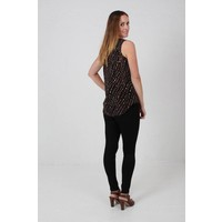 JABA Zoe Top in Spot Print