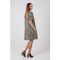 JABA Etta Dress in  Anemone Print