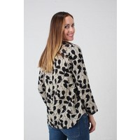 JABA Alexa Top in Tulip Print