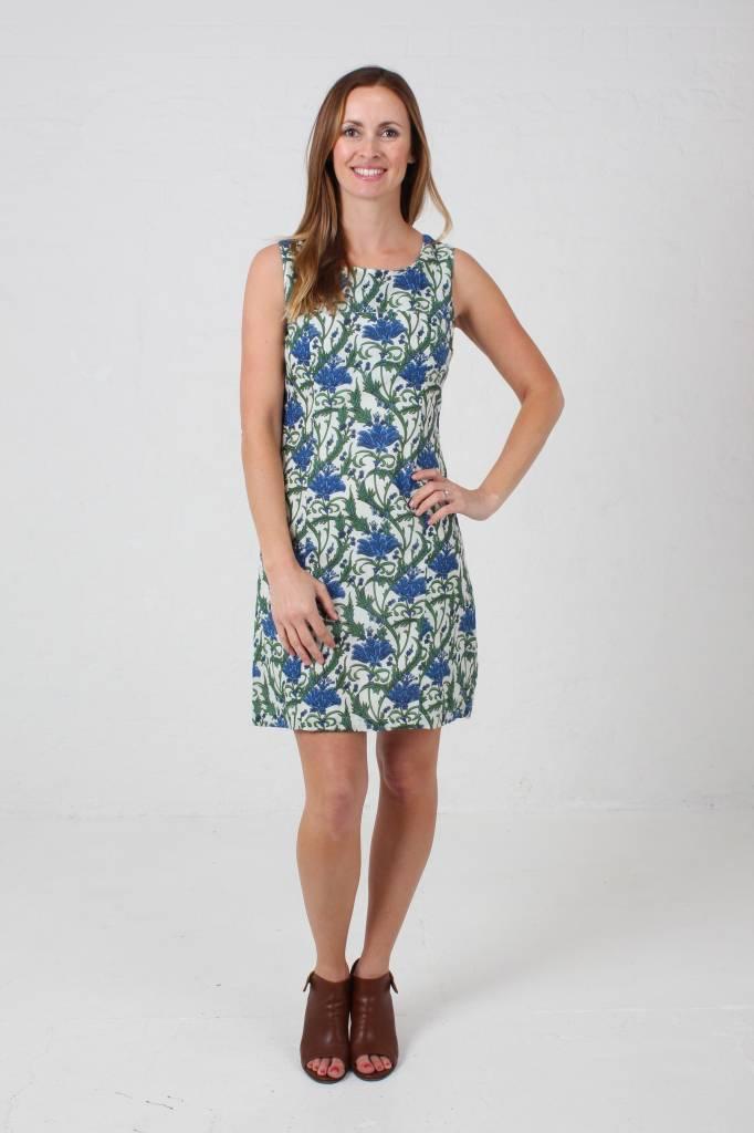 JABA JABA Nicole Dress in Nouveau Flower