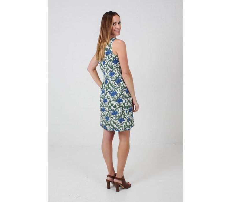 JABA Nicole Dress in Nouveau Flower