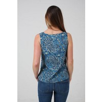 JABA Jojo Top in Large Paisley