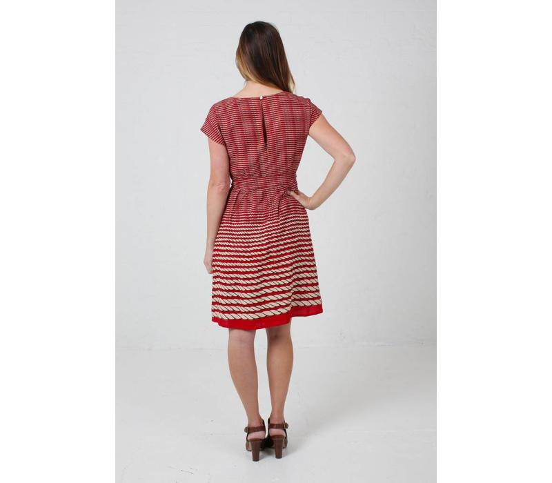 Red Rope Dress