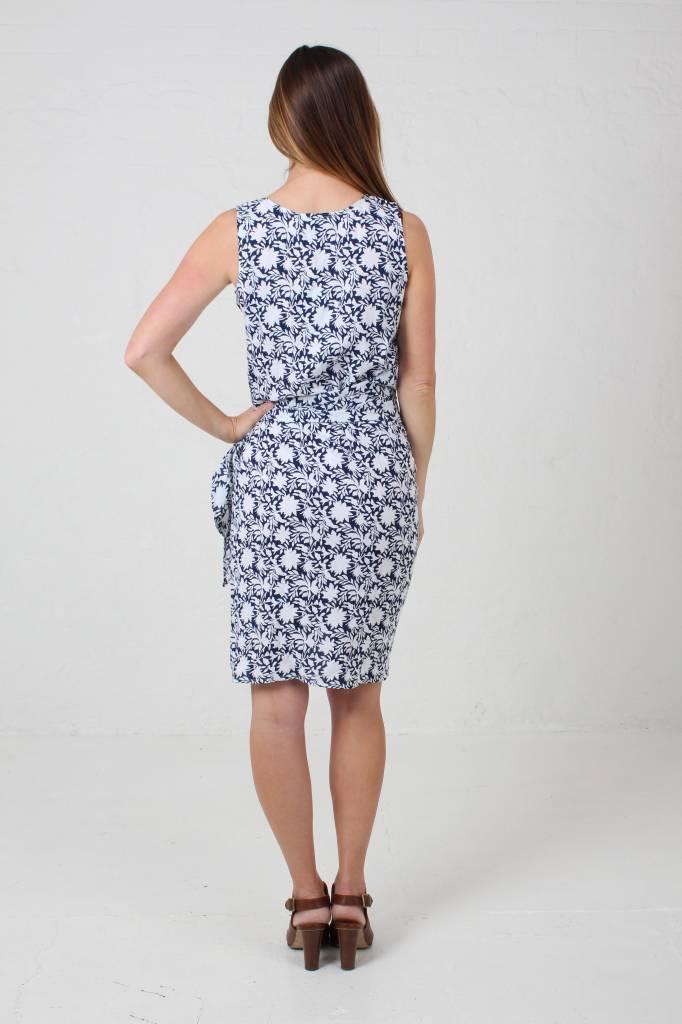 JABA JABA Sarong Dress in Blue