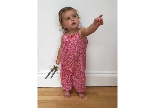 JABA Jaba KIDS Isla Playsuit in Ditsy Pink