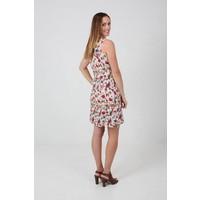 JABA Nicole Dress in Bird of Paradise Print