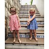 JABA Jaba Kids Isabella Dress in Ditsy Blue