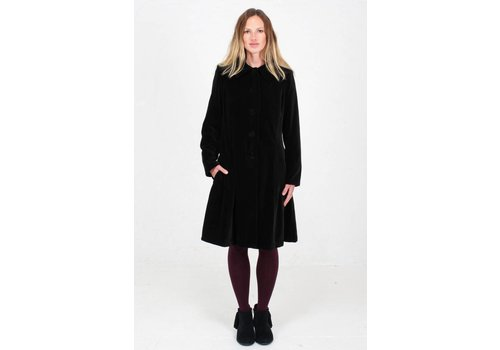 JABA Jaba Black Velvet Coat