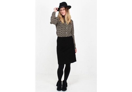 JABA Jaba Lora Skirt in Black Cord