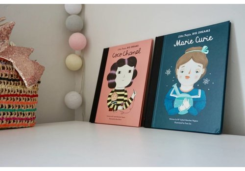 BookSpeed Little People Big Dreams COCO CHANEL