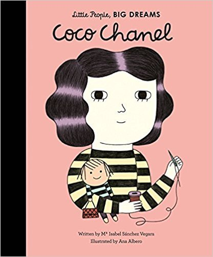 BookSpeed Little People Big Dreams COCO CHANEL