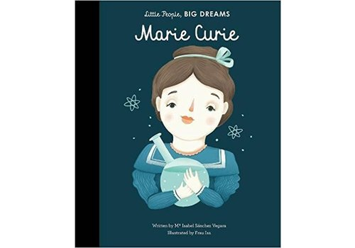 BookSpeed Little People Big Dreams MARIE CURIE