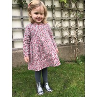 Jaba Kids Tabitha Dress in Little Flowers