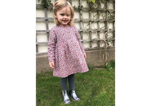 JABA Jaba Kids Tabitha Dress in Little Flowers