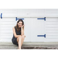 Jaba Nicole Dress in Black Honeycomb
