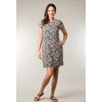 Jaba Camile Dress in Aztec