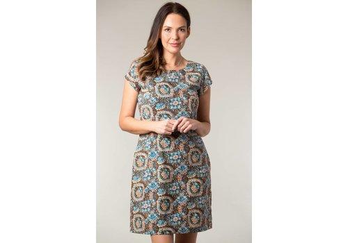 JABA Jaba Camile Dress in Aztec