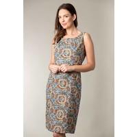 Jaba Emily Dress in Aztec