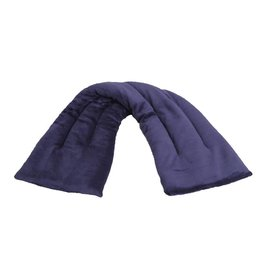 Pelucho Lavendel warmtekussen voor nek - donkerblauw
