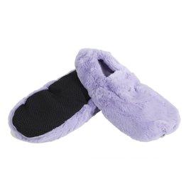 Pelucho Lavendel warmtepantoffels - paars