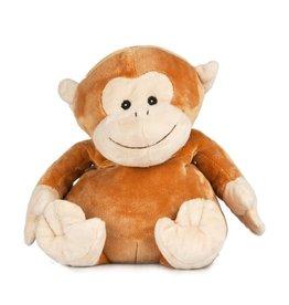 Pelucho Lavendel warmteknuffel aap