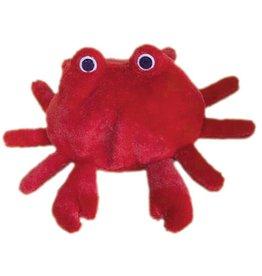 Pelucho Lavendel warmteknuffel krab