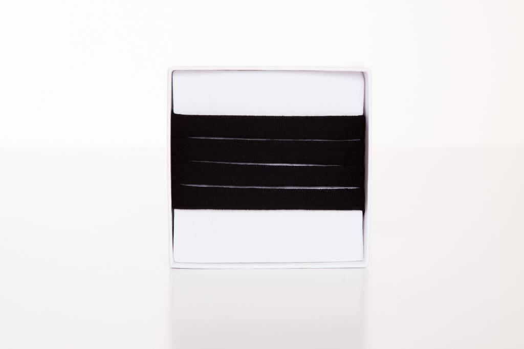 Black-White striped