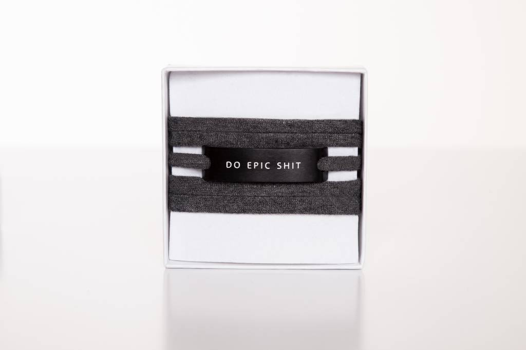 DO EPIC SHIT - black