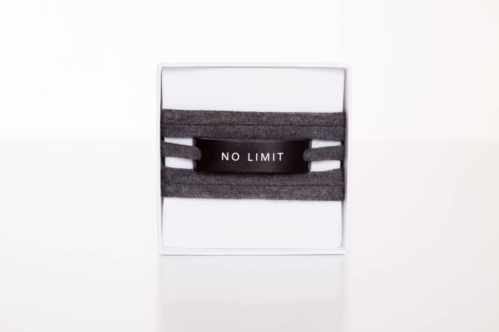 NO LIMIT - schwarz