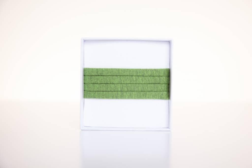Grün meliert