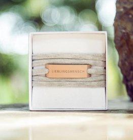 LIEBLINGSMENSCH - rosegold