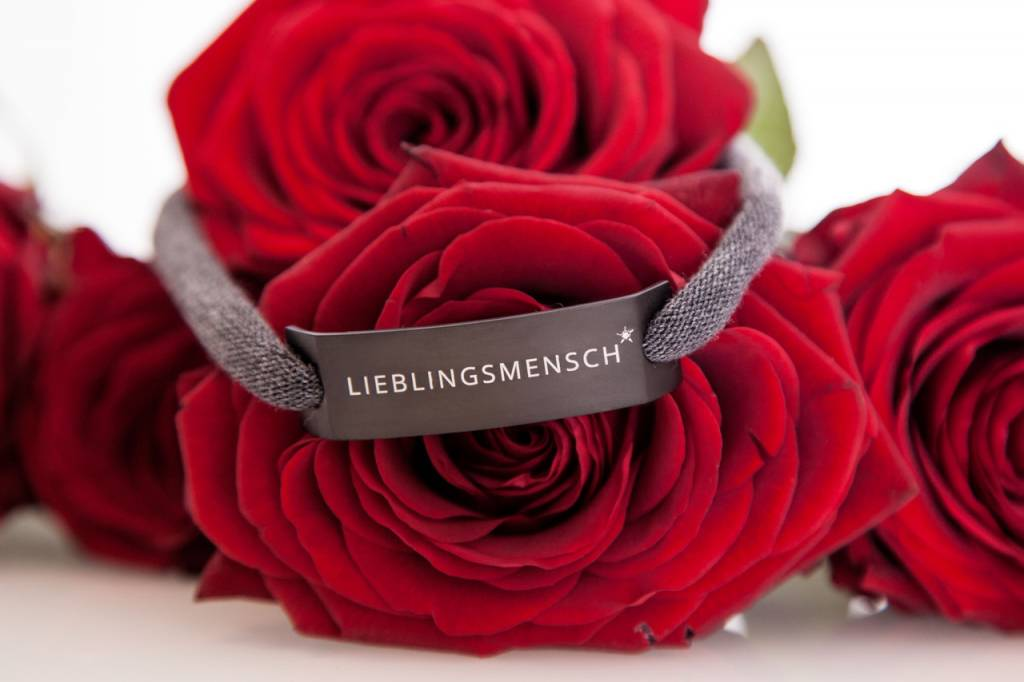 "DIAMOND EDITION : ""LIEBLINGSMENSCH"" BLACK"