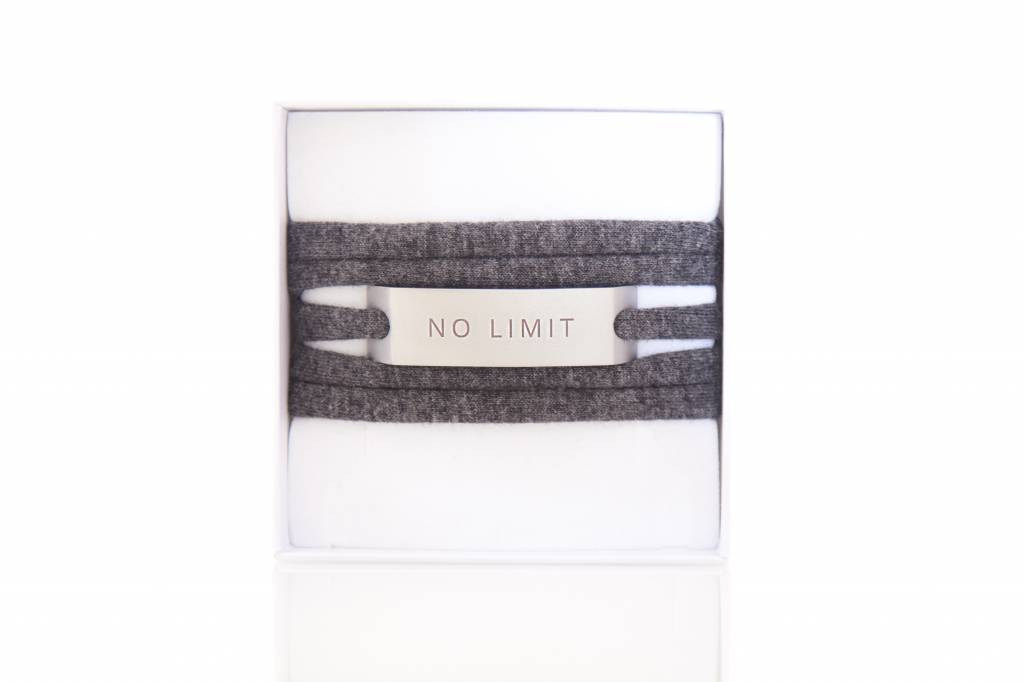 NO LIMIT - silber
