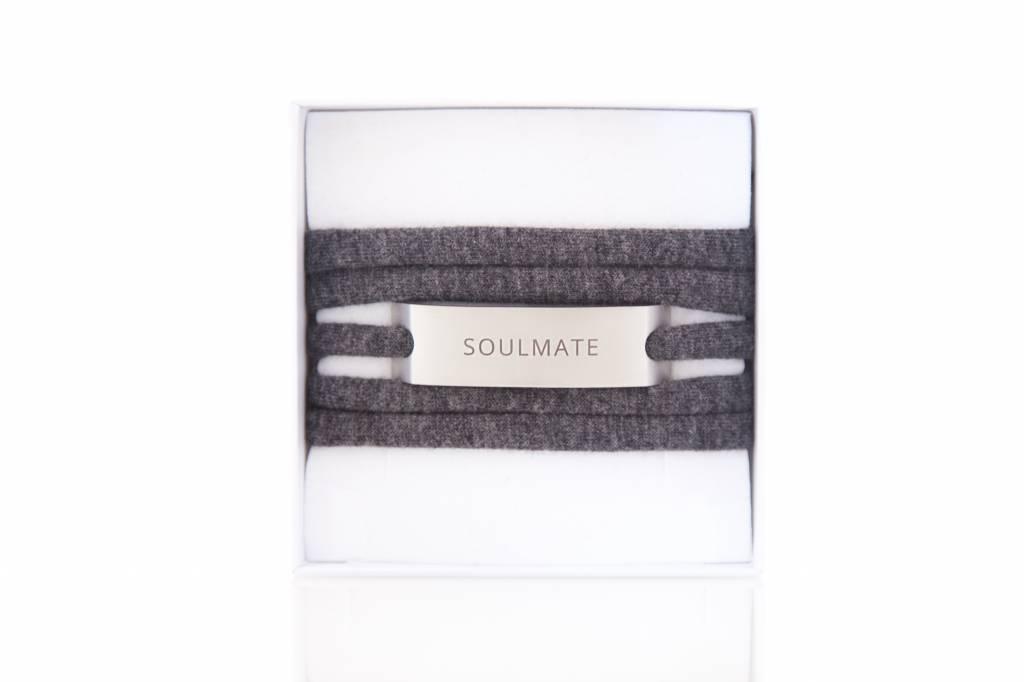 SOULMATE - silber