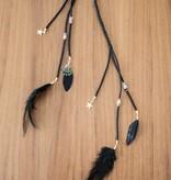 """BOHO"" Necklace Black"