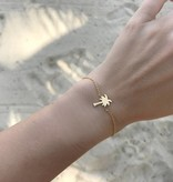 PALMTREE Armkettchen gold