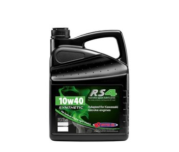 BO Motor Oil RS4 Sport Kawasaki - 5 Liter
