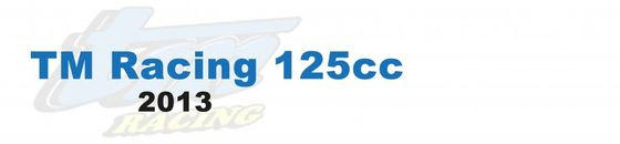 TM Racing 125cc - 2013