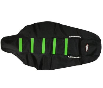 Motoseat Seatcover KXF450 16-17 Black/Green