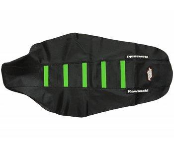 Motoseat Sitzbankbezug KXF250 17 Schwarz/Grün