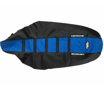 Motoseat Sitzbankbezug RM250Z 10-17 Blau/Schwarz
