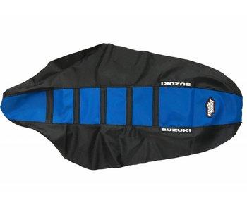 Motoseat Sitzbankbezug RM450Z 08-17 Blau/Schwarz