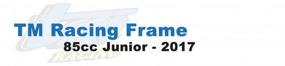 TM Racing Frame 85cc Junior 2017