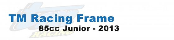 TM Racing Frame 85cc Junior 2013